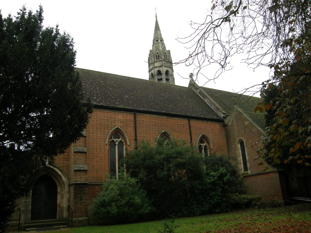 St Agnes's church
